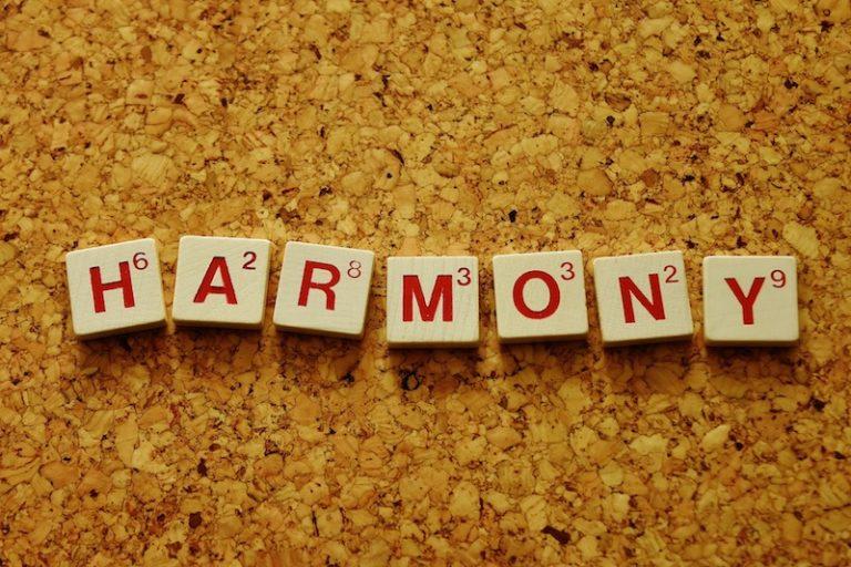 Harmony Banner