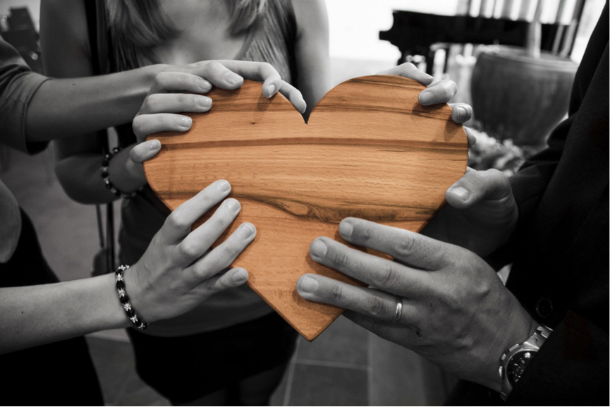 Hands-Holding-Heart Support for Parents and Carers