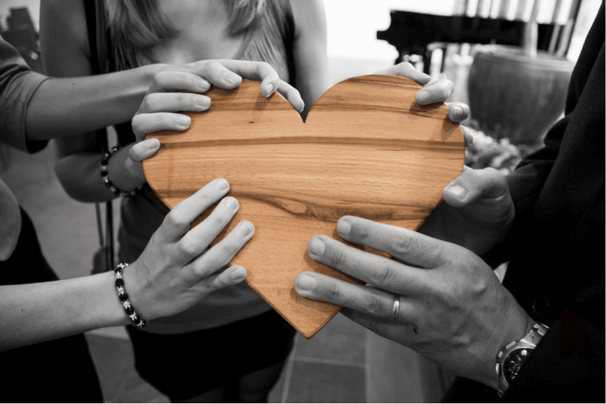 Life in Harmony WA Hands-Holding-Heart Support for Parents and Carers